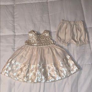 American Princess Ivory Dress